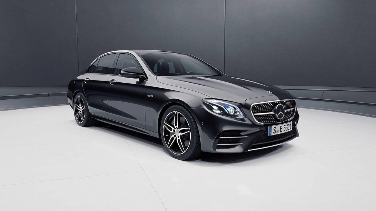 Mercedes-AMG E53 Saloon