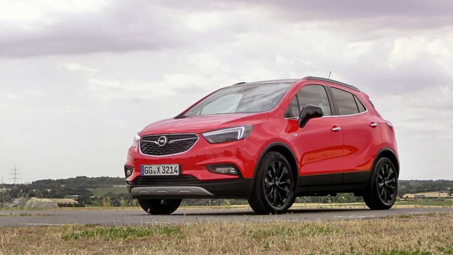 Opel Mokka X 1.4 Turbo Test