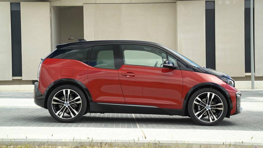 ¿Qué coche comprar? BMW i3s 2018
