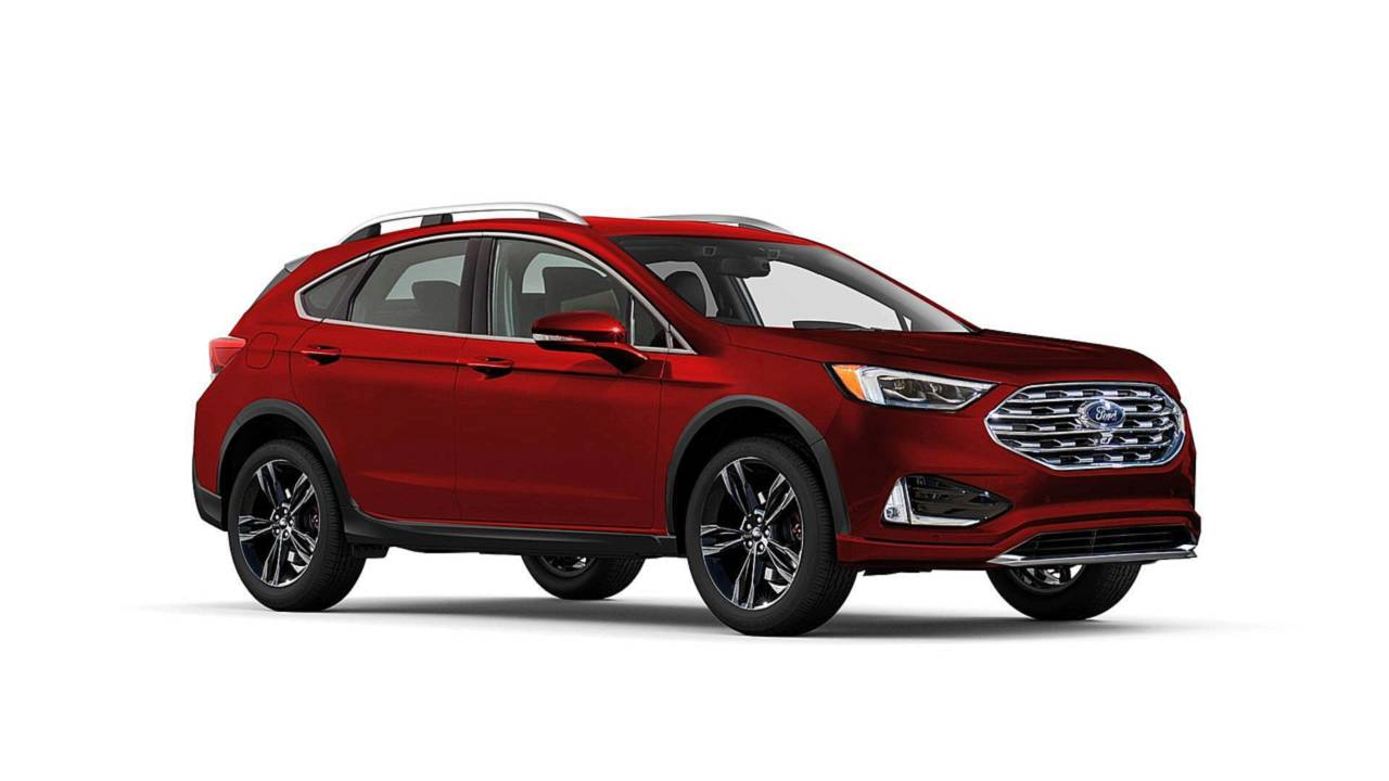 2022 Ford Fusion SUV