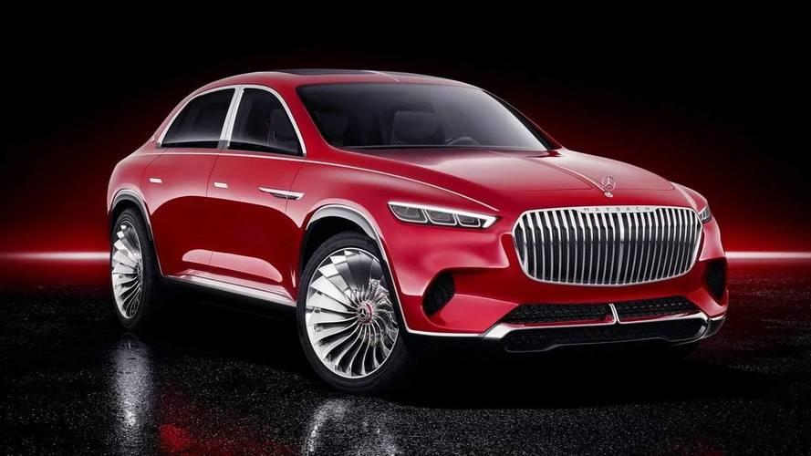 Nouveaux teasers pour le Vision Mercedes-Maybach Ultimate Luxury