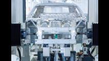 Audi R8: inizia la produzione