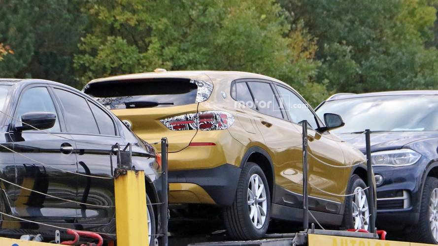 Szinte leplezetlenül a BMW X2