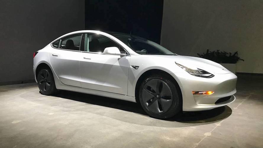 Quel est le coût de fabrication de la Tesla Model 3 ?