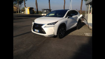 Lexus NX Hybrid, la prova dei consumi reali