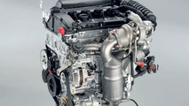 BMW direct injection turbo engine