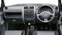 Suzuki Jimny Estate Interior