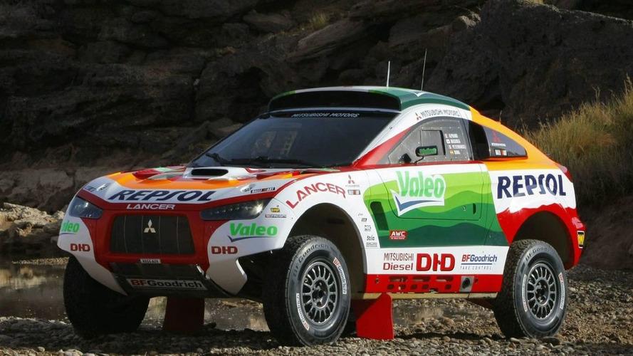 New Turbodiesel Mitsubishi Racing Lancer Details Released