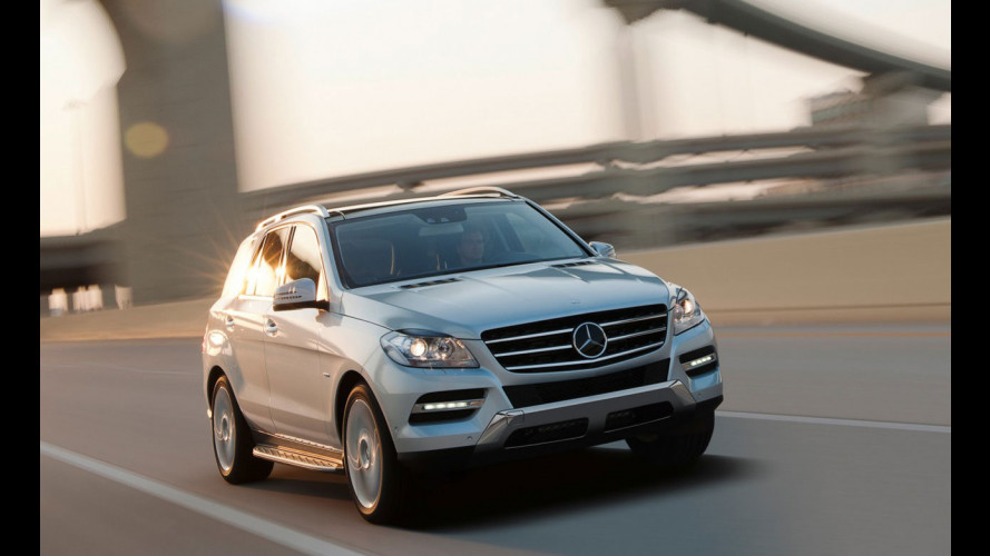 Record di vendite per SUV e crossover Mercedes
