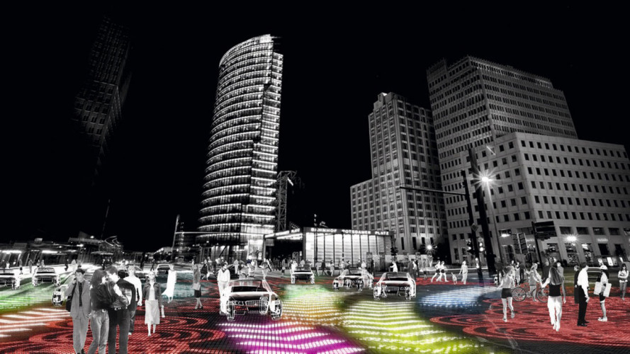 Audi Future Summit 2011