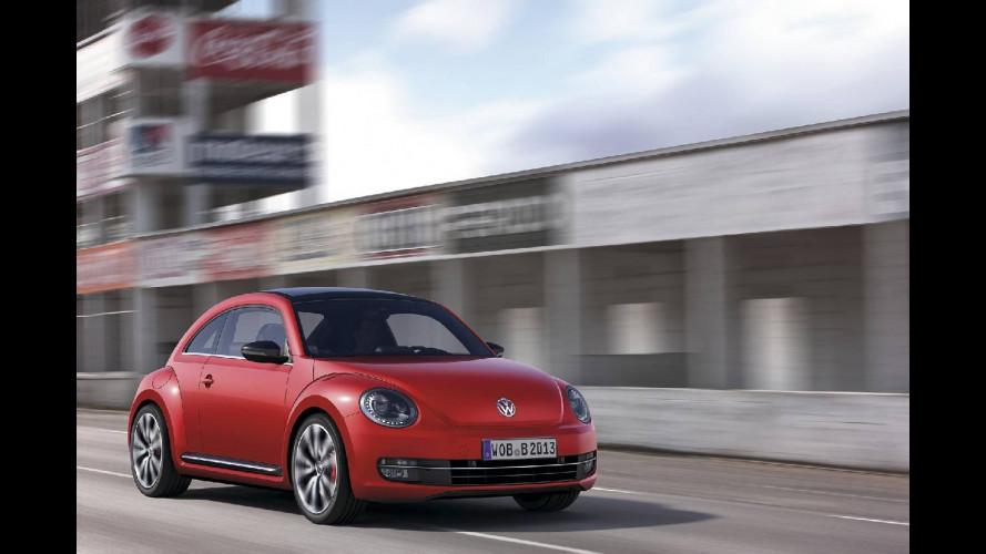 Volkswagen New Beetle: tempo di usato