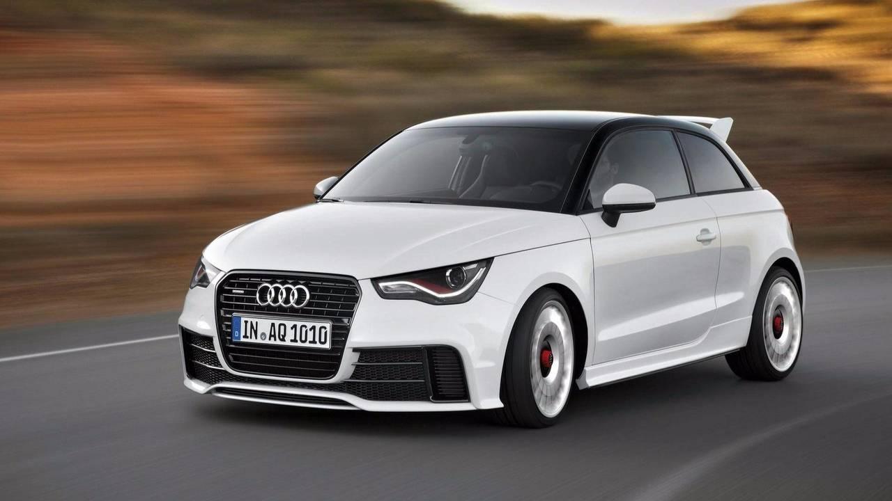 Audi A1Quattro