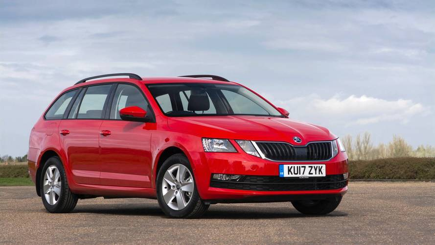 2017 Skoda Octavia Estate review: No-nonsense family wagon