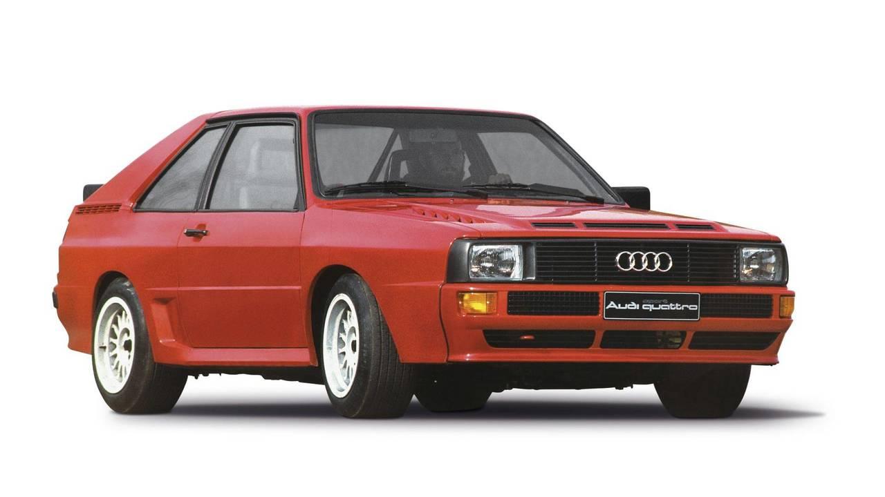 35 évvel ezelőtt - Érkezik az Audi Sport quattro