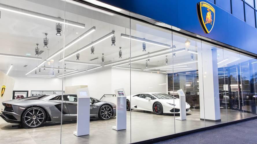 Lamborghini snobe le Mondial, mais ses modèles y seront quand même exposés