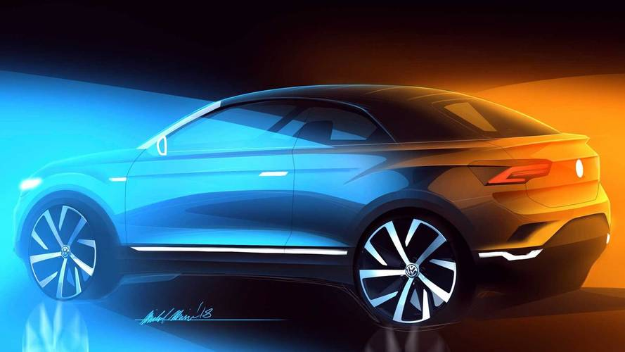 Volkswagen Investing $100 Million To Build A T-Roc Cabrio SUV