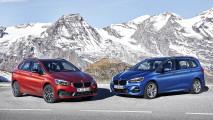 Restyling BMW Serie 2 Active Tourer y Gran Tourer 2018