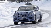 Yeni Mercedes-AMG GLS 63 casus fotoğraflar