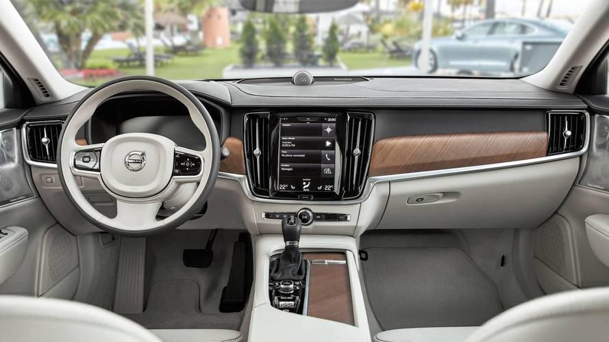Volvo V60 - V90 karşılaştırma