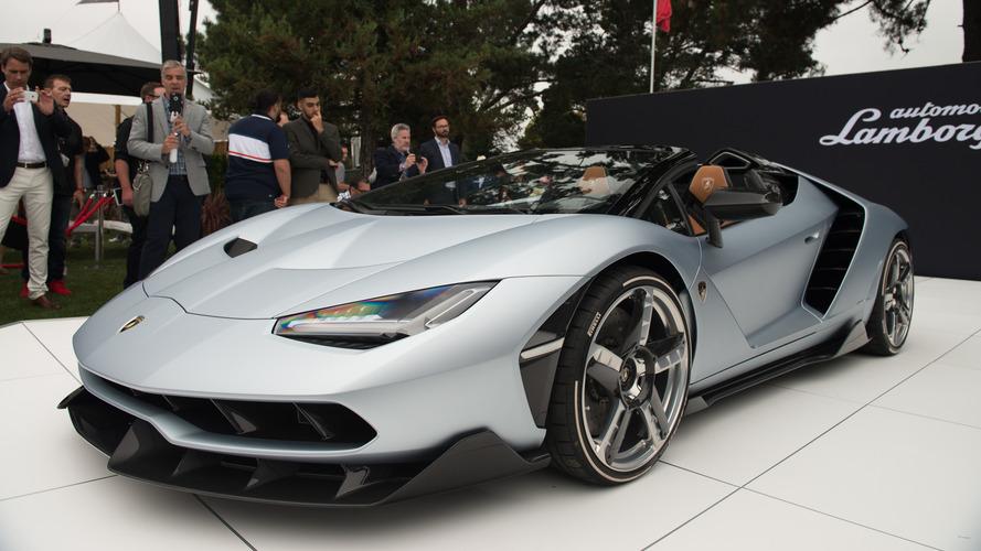 Lamborghini Has Issued A Recall On Its Ultra-Rare Centenario