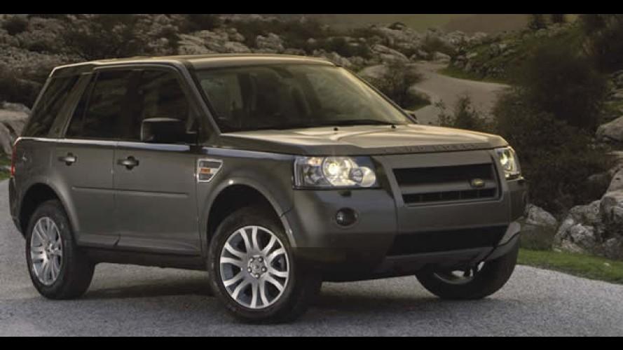 Land Rover baixa o preço do utilitário Freelander 2 para R$ 115 mil até o fim de julho