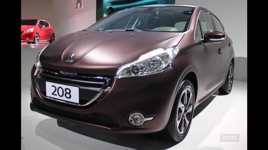 Salão do Automóvel: 208 nacional marca a virada da Peugeot - hatch chega em abril