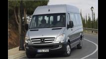 Nova geração da Mercedes-Benz Sprinter chegará em maio