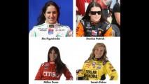 Começa a Fórmula Indy em São Paulo - Conheça as mulheres que também aceleram