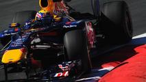 Mark Webber (AUS), Red Bull Racing - Formula 1 World Championship, Rd 14, Italian Grand Prix, Friday Practice, 10.09.2010 Monza, Italy