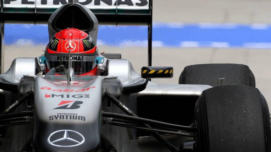 Mercedes to race 'B' car in Spain - report
