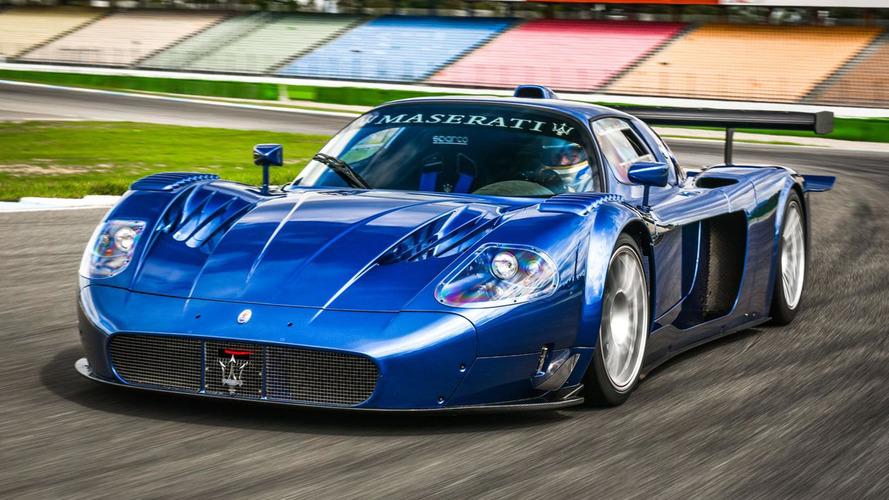 Edo'nun 755 bg'lik MC12 VC süper otomobili Maserati tarafından üretime geçirilmeli