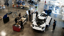 Ford GT production
