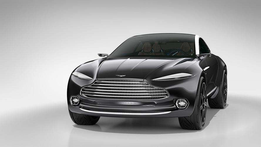 Aston Martin scraps plans for electric SUV