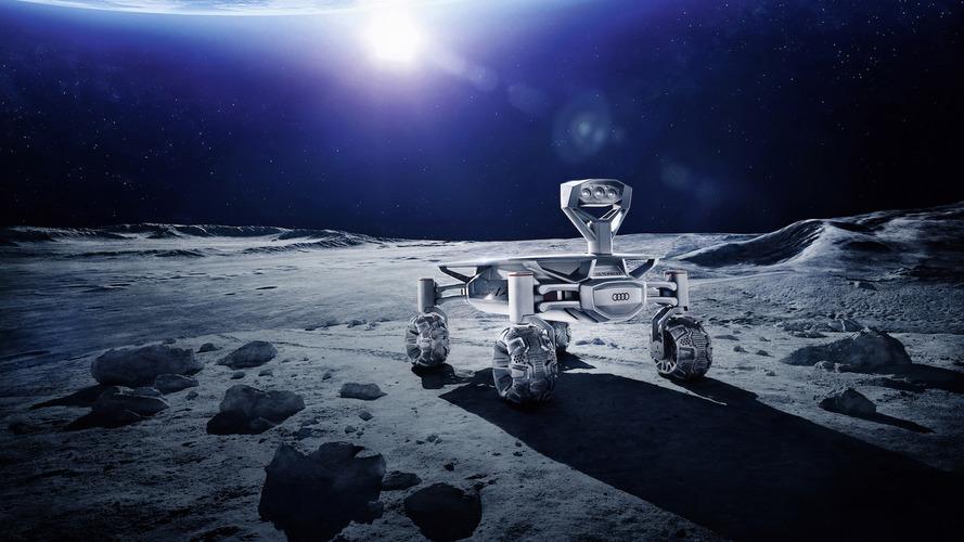 Audi - Objectif Lune !