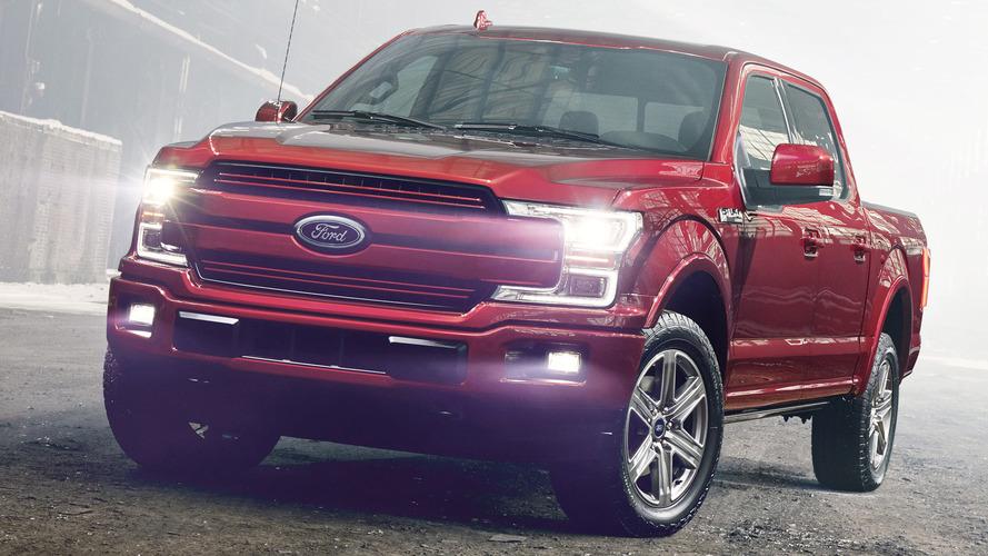 Ford F-150 2018 estreia novo visual, motor diesel e mais tecnologia