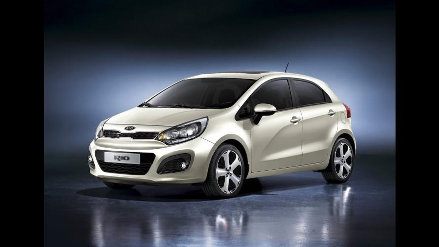 Vendas globais da Kia superam 1,4 milhões de unidades em 2011