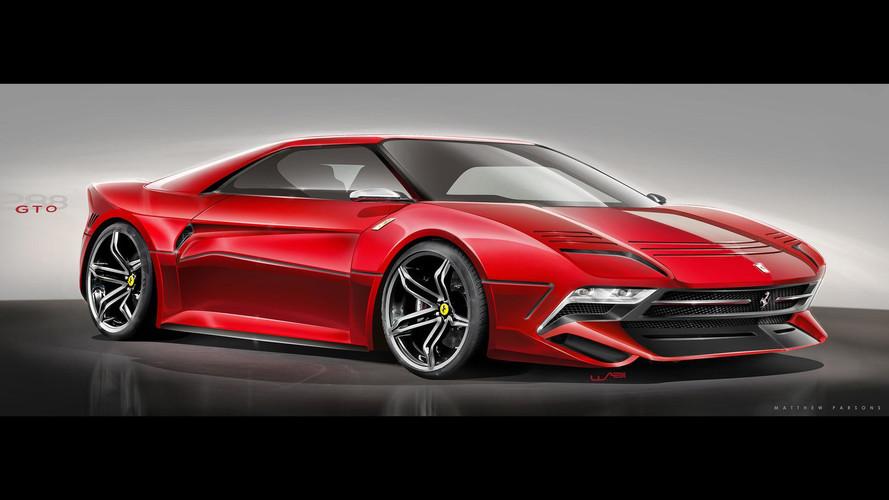 Découvrez une réinterprétation moderne de la Ferrari 288 GTO