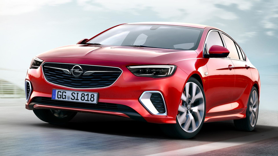 Opel Insignia GSi Is Faster Than Previous Gen OPC On The 'Ring