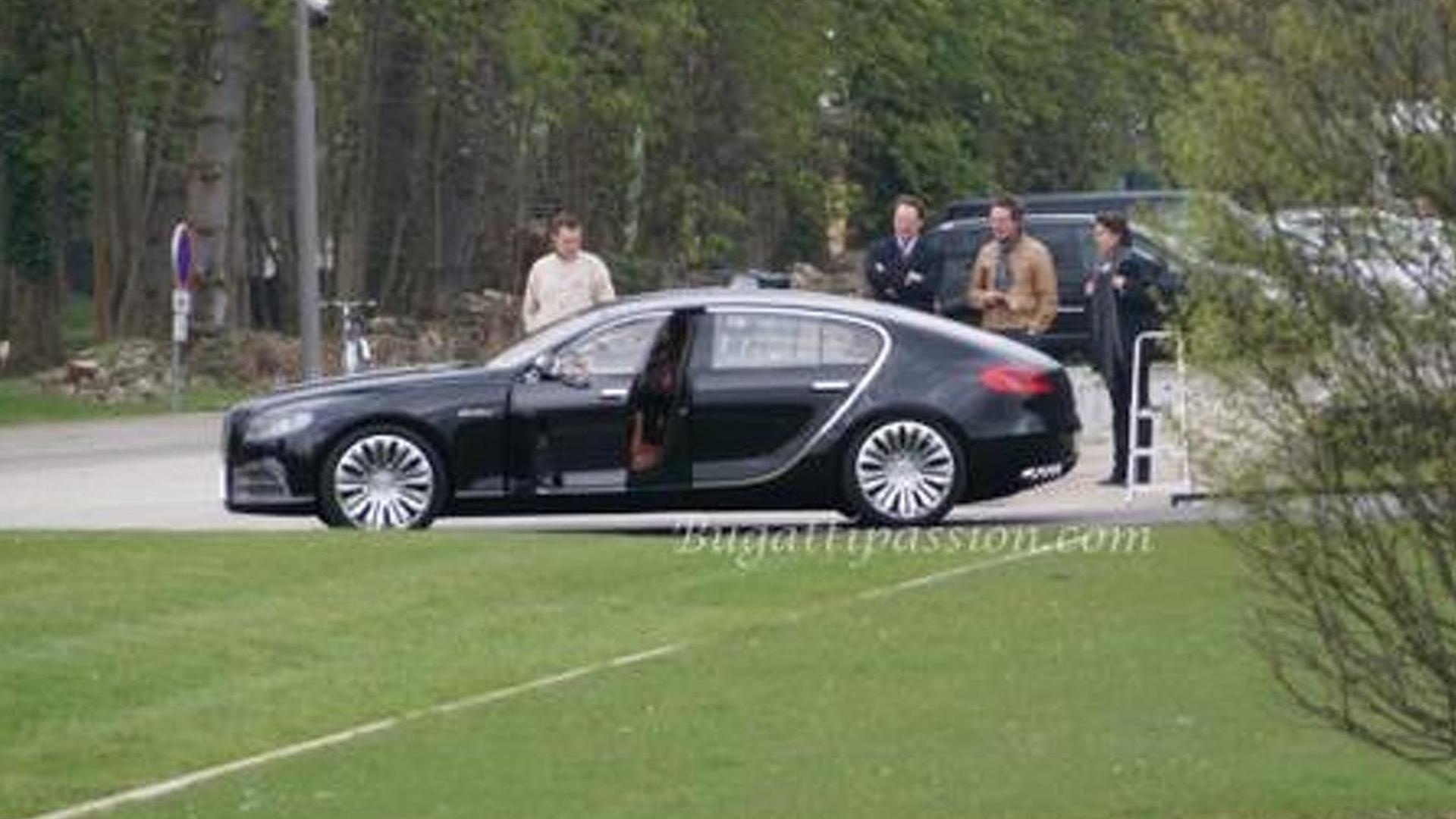 Bugatti Family Car – Idée d'image de voiture
