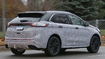 Ford Edge Vignale spy photo