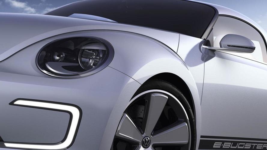 Volkswagen Fusca pode voltar como carro elétrico