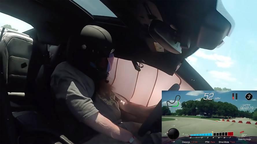 Chevy Camaro ZL1'in hava yastıkları, beklenmedik biçimde açılıyor