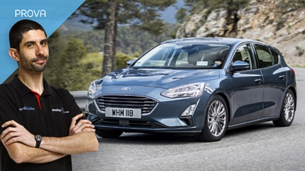 Nuova Ford Focus, l'abbiamo provata con il 1.0 benzina
