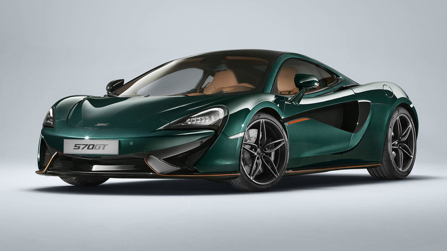 McLaren Releases Six Specially Painted 570GT MSO Collection Cars