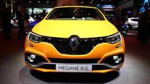 2018 Renault Megane RS live images