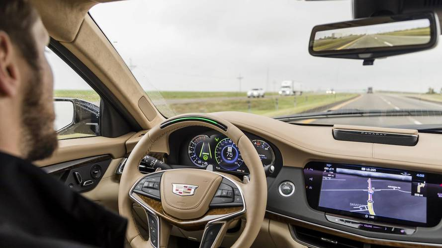 Cadillac Super Cruise Coming To All Models Starting 2020