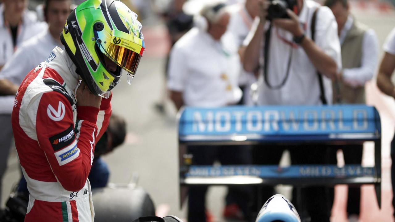 Mick Schumacher Benetton F1-2