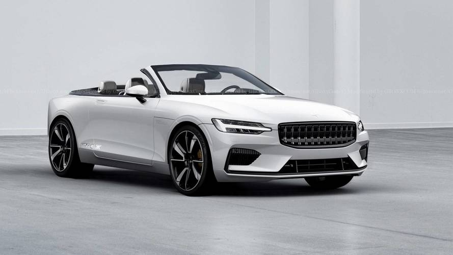 Polestar's Fourth Car Could Be A Convertible