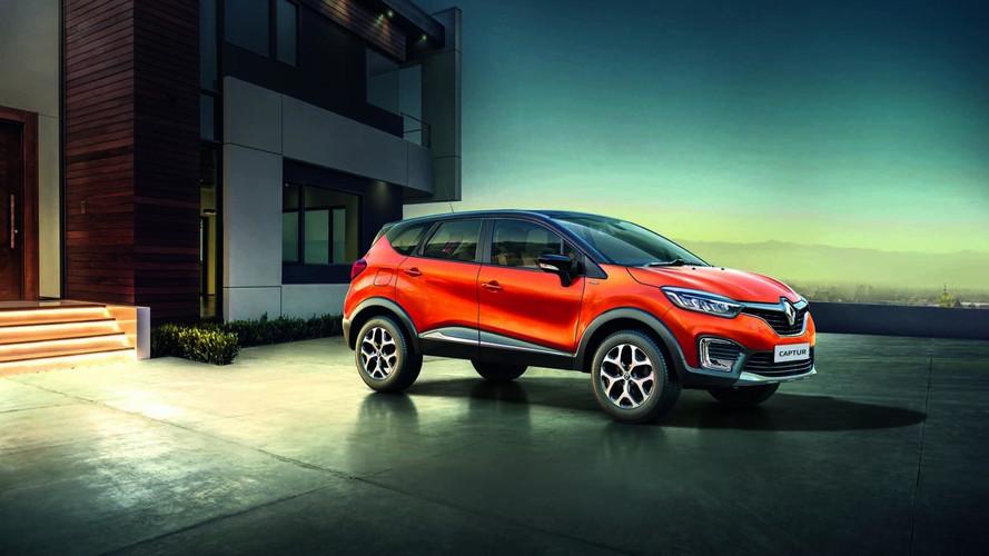 Le Renault Captur signe son entrée en Inde