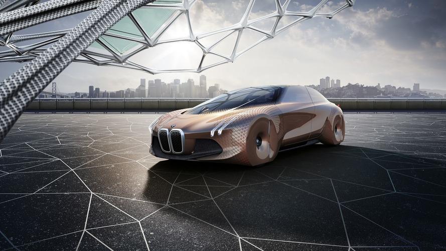 Vidéo – Le BMW Vision Next en action